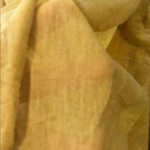 Studio 74 Accessories - LAST ONE  Fall Mustard Yellow Infinity Scarf